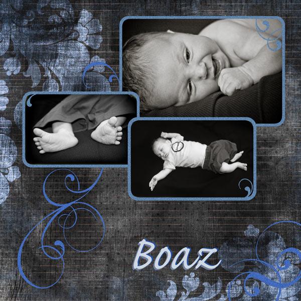 3 classics - Feet, sleeping, on tummy.